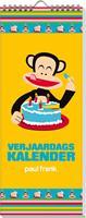 Inter-Stat Paul Frank Verjaardagskalender