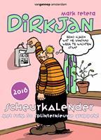 Qwebwinkel.nl Dirk Jan Scheurkalender 2018