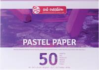 Van Gogh Pastelpapier 90 g/m² ft A4, blok met 50 vellen