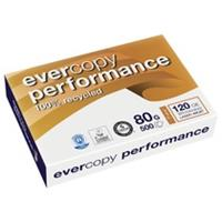 Clairefontaine Evercopy kopieerpapier Performance ft A4, 80 g, pak van 500 vel