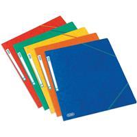 Elba Top File elastomap uit karton, ft A5, geassorteerde kleuren