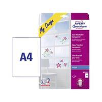 Avery Zweckform Avery MD3002 transparante film
