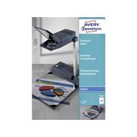Avery Zweckform Avery-Zweckform 2502 Transparant