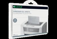 leitz Olie voor papiervernietiger sheet  IQ 12vel