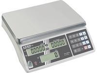 kern CXB 30K2+C Telweegschaal Kalibratie DAkkS Weegbereik (max.) 30 kg Resolutie 2 g werkt op het lichtnet, werkt op een accu Zilver Kalibratie DAkkS