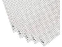 magnetoplan 1227301 Flipchartblok Aantal paginas: 100 geruit 650 mm x 930 mm Wit