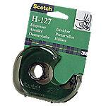 scotch Plakbandhouder + Onzichtbare rol Onzichtbaar bruin 1,9 x 10 x 7,5 cm