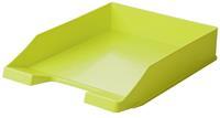 han Trend Colour Brievenbak lime-groen A4 Polystyreen 25,5 x 34,8 x 6,5 cm