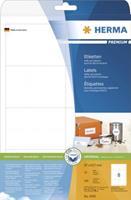 herma Multifunctionele etiketten 4359 Wit 97 x 67,7 mm 25 Vellen à 8 Etiketten