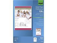 sigel Inkjet Paper Professional Inkjet printpapier DIN A4 50 vellen Helderwit