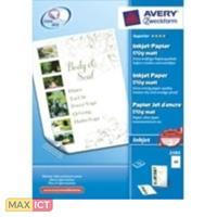 Avery Classic Inkjet A3 120g A3 (297×420 mm) Mat Wit papier voor inkjetprinter