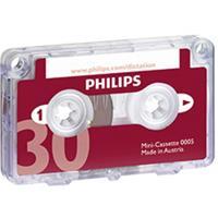 philips LFH0005/60 Cassettes voor dicteerapparaten Opnameduur (max.) 30 min.