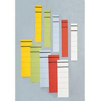 Ordneretiketten 120004301 60 x 280 mm Papier Wit Permanent 10 stuk(s)