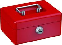 basi 2100-0100-ROT Geldcassette (b x h x d) 125 x 60 x 95 mm Rood