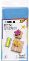 Folia zijdepapier geassorteerde kleuren: donkerblauw, wit, lichtgroen, paars, zwart, bruin, geel, groe...