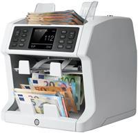 Safescan 2985-SX Biljettelmachine en sorteerder Grijs