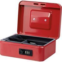 Burg Wächter Money Code 5020 red Geldcassette (b x h x d) 200 x 90 x 160 mm Rood