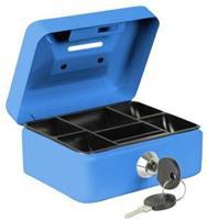 Burg Wächter MONEY 5012 blue Geldcassette (b x h x d) 125 x 60 x 95 mm Blauw