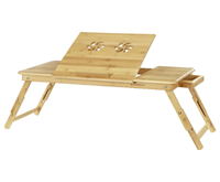 Loods 1 Laptop tafel - 72x(21-29)x35 cm