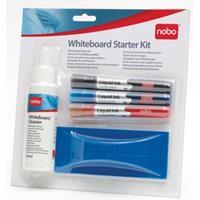 Nobo whiteboard starterkit