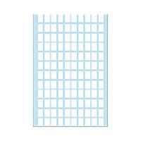 Haza Original etiketten vierkant 462 stuks 8 x 12 mm