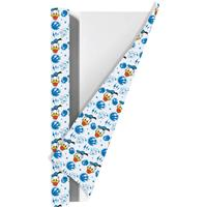 Benza Donald Duck Kaftpapier Voor Schoolboeken - 200 X 70 Cm - 3 Rollen