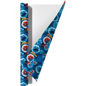 Benza Spider-man Wise Kaftpapier Voor Schoolboeken - 200 X 70 Cm - 3 Rollen