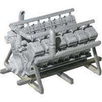MBZ 34268 N motor BR V 200