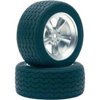 HPI RACING Vintage racing tyre 26mm d-compound