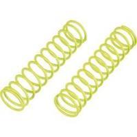Reely 1:8 tuning schrokdemper verren Neon-geel lengte 80.5 mm 2 stuks (MV1393Y)