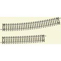 H0 Roco RocoLine (zonder ballastbed) 42428 Gebogen rails
