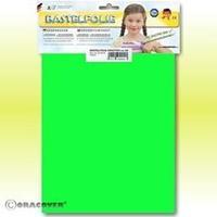 Oracover Orastick 25-041-B Plakfolie (l x b) 300 mm x 208 mm Groen (fluorescerend)