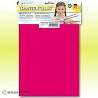 Oracover Orastick 25-025-B Plakfolie (l x b) 300 mm x 208 mm Roze (fluorescerend)