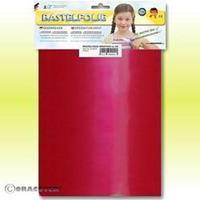 Oracover Orastick 25-027-B Plakfolie (l x b) 300 mm x 208 mm Parelmoer rood