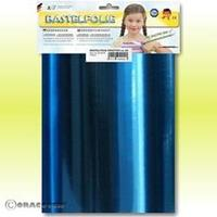Oracover Orastick 25-097-B Plakfolie (l x b) 300 mm x 208 mm Chroom-blauw