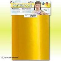 Oracover Orastick 25-037-B Plakfolie (l x b) 300 mm x 208 mm Parelmoer goudgeel