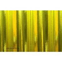 Oracover Oralight 31-094-002 Strijkfolie (l x b) 2000 mm x 600 mm Light-chroom-geel