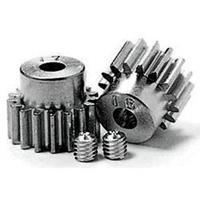 Tamiya 50354 Reserve-onderdeel Aluminium motorrondsel 16/17 Z M0,6/48dp