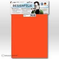 Oracover Easyplot 50-064-B (l x b) 300 mm x 208 mm Rood-oranje (fluorescerend)