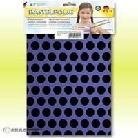 Oracover Orastick Fun 1 45-055-071-B Plakfolie (l x b) 300 mm x 208 mm Lila-zwart