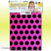 Oracover Orastick Fun 1 45-014-071-B Plakfolie (l x b) 300 mm x 208 mm Neon-roze-zilver (fluorescerend)