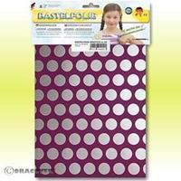 Oracover Orastick Fun 1 45-054-091-B Plakfolie (l x b) 300 mm x 208 mm Violet-zilver