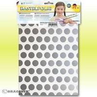 Oracover Orastick Fun 1 45-010-091-B Plakfolie (l x b) 300 mm x 208 mm Wit-zilver