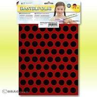 Oracover Orastick Fun 1 45-023-071-B Plakfolie (l x b) 300 mm x 208 mm Ferrari-zwart