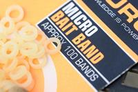 Guru Micro Bait Bands - 100 stuks