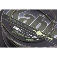 Korda Kable Leadcore Weed/Silt - 25m