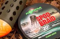 Korda Spod Braid - 20lb - 0.16mm - 300m