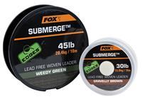 Fox Submerge Braided Mainline - Gevlochten Lijn- 0.16mm - 300m