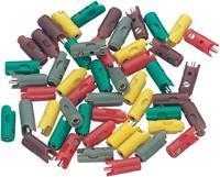 Marklin 71400 Stekker- en moffenset (71400) Veelkleurig gesorteerd