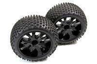 Tire Set f/r (2) Truggys (1230067)